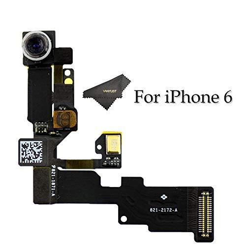 VANYUST Frontkamera Ersatz Kompatibel mit iPhone 6 mit Autofocus Flex Cable-Näherungssensor -