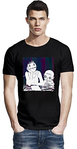Momo Chilling At School T-shirt Edge Raw Small