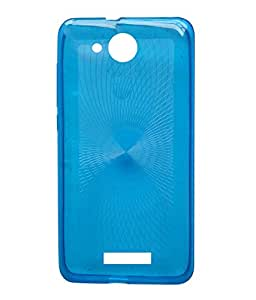 StilMobil Stylish 4D Back Cover For Micromax Canvas Xpress A99 - Blue