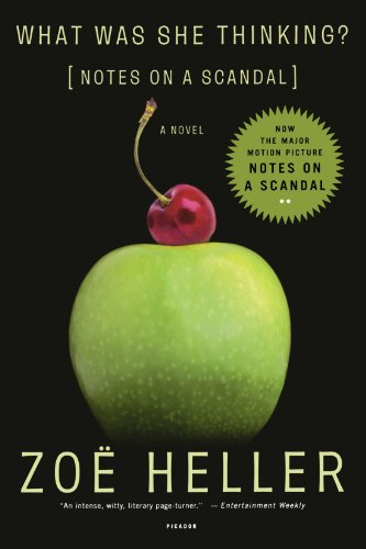 Book cover for Notes on a Scandal