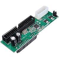 Tarjeta de conversión PKA SATA a IDE, chip JM serie a puerto paralelo