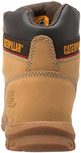 Caterpillar Mens Outline Work Boot Honey Reset