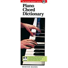 Piano Chord Dictionary. Handy Guide --- Piano - Manus, Morton --- Alfred Publishing