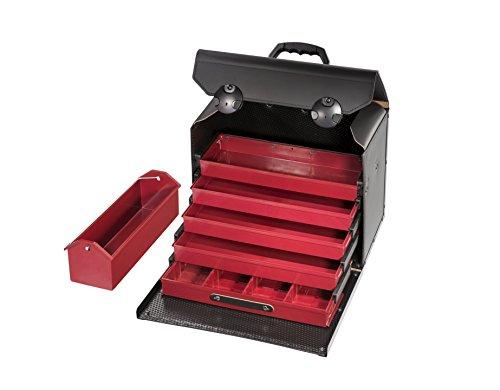 Preisvergleich Produktbild PARAT 44.500-581 Top-Line Schubladentasche, 5-tlg. Schubladeneinsatz, rollbar (Ohne Inhalt)
