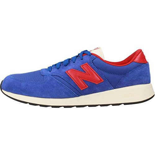 Nuovo Equilibrio 420 Herren Sneaker Blau Blu-rosso (mrl420sm)