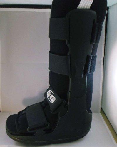 Smoothstep Ankle Walker Boot Hi Top (Medium - Women 8.5-11.5 Men 7.5-10.5) by Smoothstep -