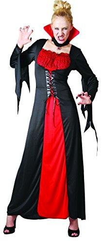 P 'tit Clown-86923-Kostüm Erwachsene Luxe Vampir-Größe S/M -