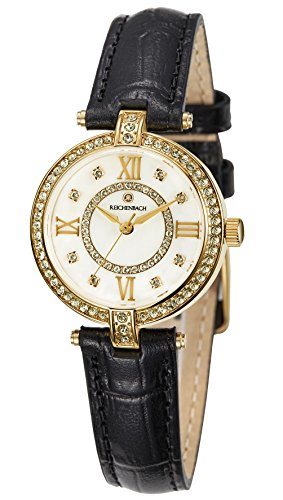 Reichenbach Montre de quartz Woman Gillion Noir 28 mm