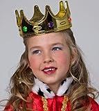 Festartikel Müller Königskrone für Kinder Sternsinger Prinz Königin Fasching Karneval