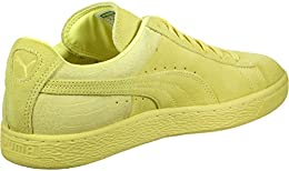 puma suede classic gialle