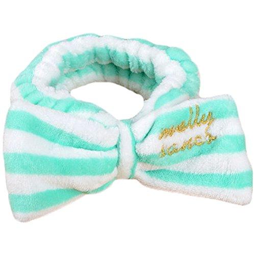 Mode bowknot bandeau cheveux / accessoire coiffure pour Les Filles, Vert