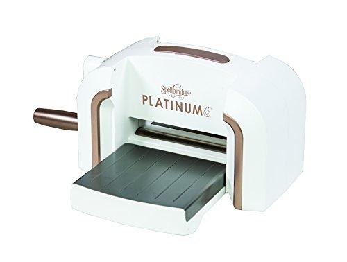 Richard Garay SpellbindersStanz- und Prägemaschine Platinum 6.0