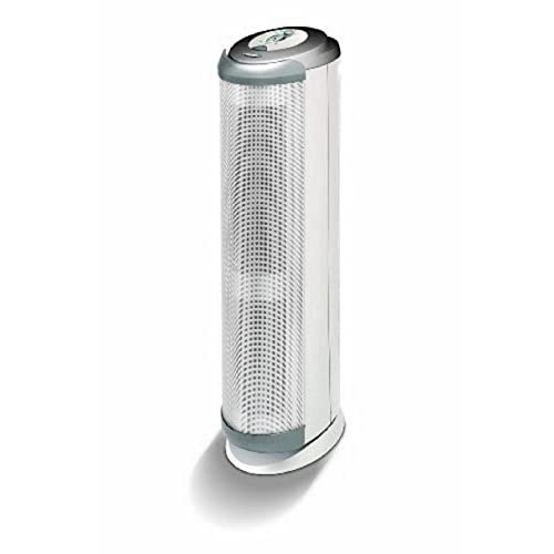 41xNbBT0dbL. SS500  - Bionaire Tower Air Purifier with Permanent HEPA-Type Filter and Particle Sensor for Allergies, Smokers, Pets and Pollen [BAP1700]