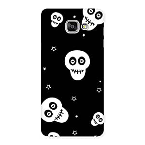 Skull Star Back Case Cover for Galaxy A7 2016