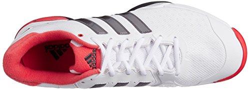 Adidas Barricade Team 4 Chaussure De Tennis - SS15 red