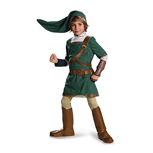 Prestige Costume Child X-Large 14-16 (Legend Of Zelda Kostüm Zubehör)