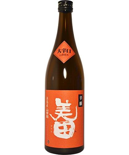 MIINOKOTOBUKI Biden Shinjo (japanisch Reiswein) Yamahai Junmai (1 x 0.72 l)