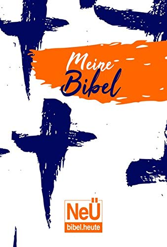 NeÜ bibel.heute -Taschenausgabe- Motiv Kreuze