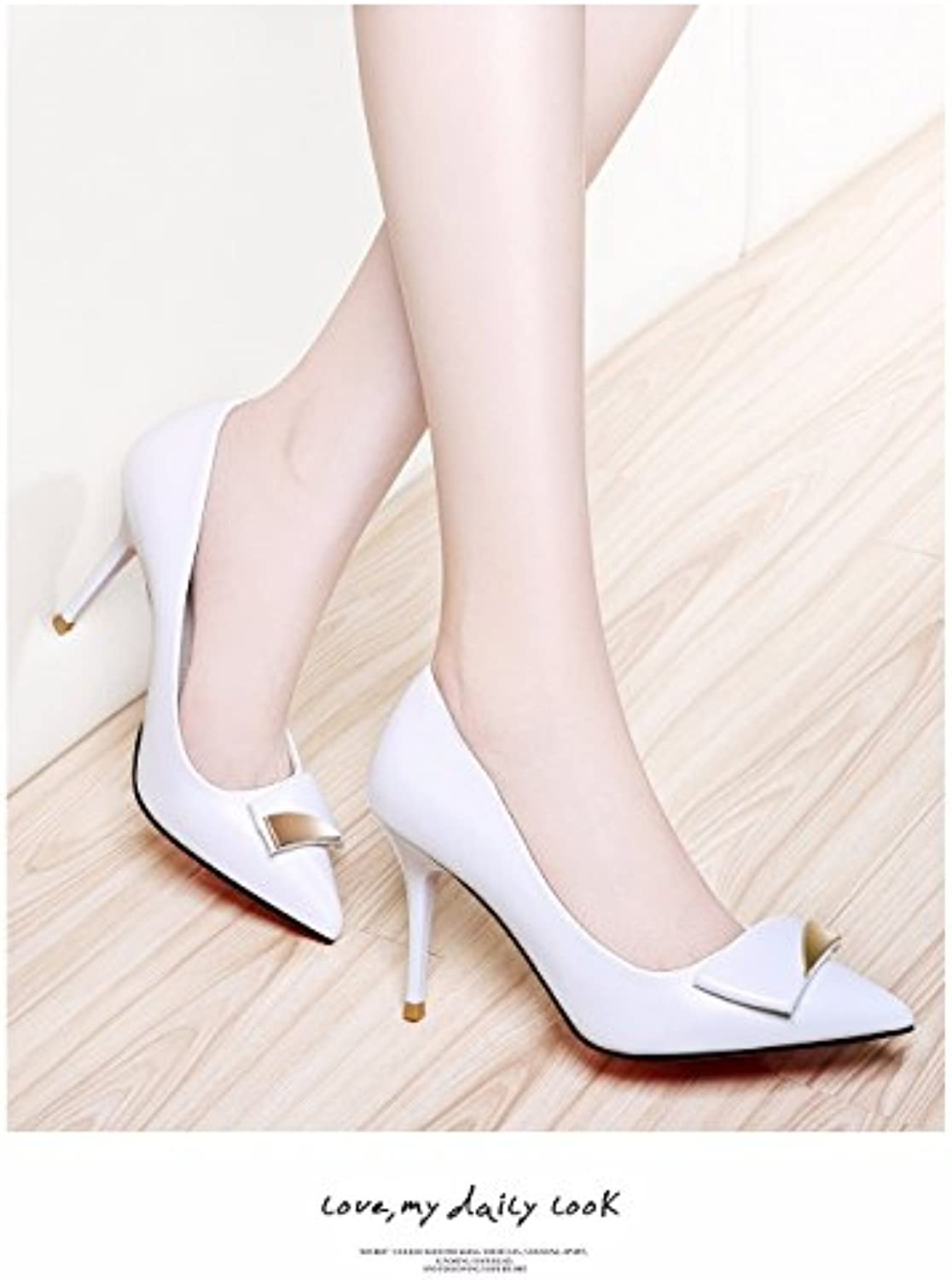 KPHY 8 cm High Heels Chaussures de mariage mariage mariage