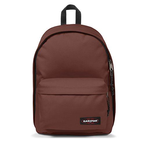 Eastpak Out Of Office, Zaino Casual Unisex - Adulto, Marrone (Mud Brown), 27 liters, Taglia Unica (44 centimeters)
