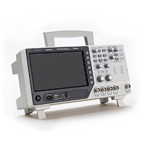 Hantek DSO4102C - Generador de señal digital osciloscopio (USB de 100 MHz, 2 canales)