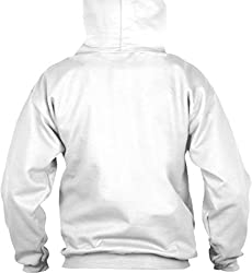 teespring Men's Novelty Slogan Hoodie - Agility Over Under Through