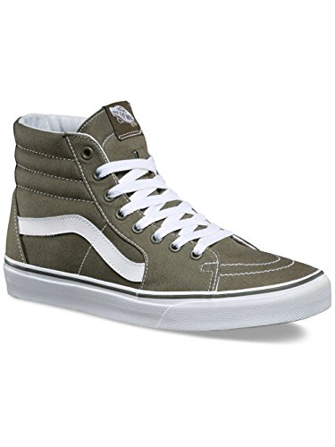 Vans U Sk8 Hi - Baskets Mode Mixte Adulte Grape Leaf