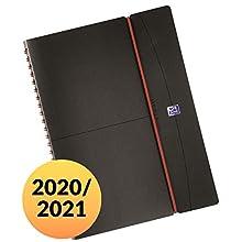 Oxford Teacher Calendar 2020/2021 B5 Dark Grey