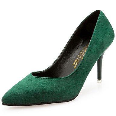 Zormey Damen Sandalen Komfort Im Sommer Pu Outdoor Stiletto-Absatz US6 / EU36 / UK4 / CN36
