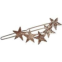 display08 - Horquilla para el Pelo con diseño de Estrella de Cinco Puntas