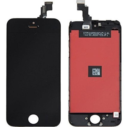 black-front-assembly-lcd-display-screen-touch-digitizer-assembly-for-apple-iphone-5c-tools