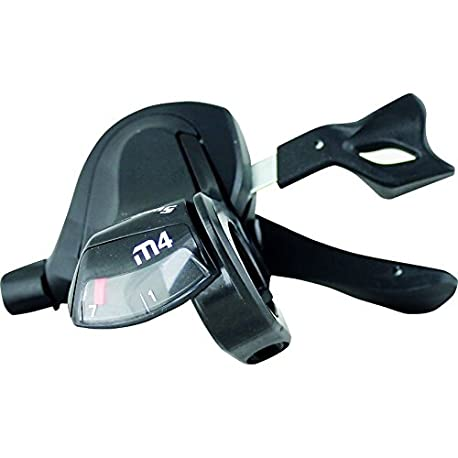Sunrace Mando Derecho Trigger 7V Palanca de Cambio Negro M