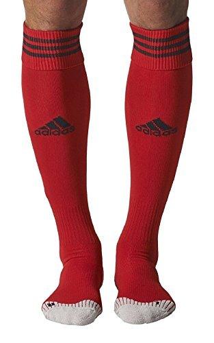 adidas Stutzenstrumpf Adisock 12, University Red/Black, 43/45, X20998-Einzelnes Paar