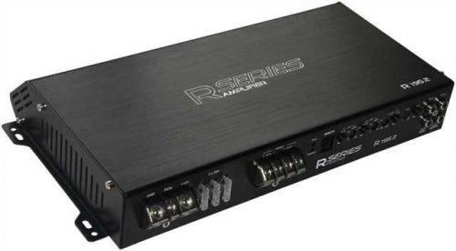 Audio System R 195.2 - 2-Kanal Hochleistungs-Verstärker (Audio Smd Car)