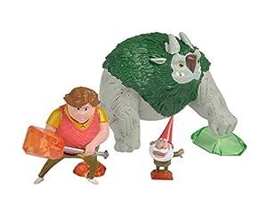 Figuras Toby, Argh y Gnome de Trollhunters (Simba 9211001)