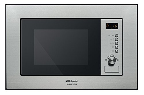 Hotpoint MWHA 122.1 X Built-in 20L 1200W Stainless steel microwave - microwaves...
