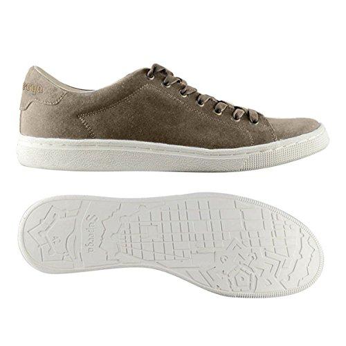Superga 4530-Sueu, Chaussures de Gymnastique Mixte Adulte BROWN LT ANTELOPE