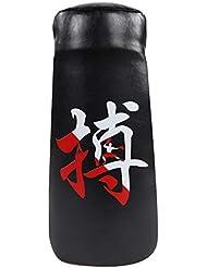 SolUptanisu Almohadillasde Taekwondo,Target Pad Almohadillas de Boxeo Karate Artes Marciales Taekwondo Kick Punching Pad Punzón de Entrenamiento para Adultos(Negro)