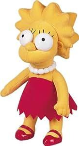 United Labels 1000038 - Plüschfigur, The Simpsons, Lisa