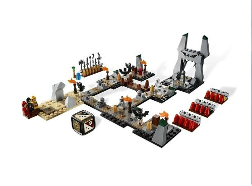 Imagen 2 de LEGO Juegos de mesa 3859 - Heroica Las Cavernas de Nathuz