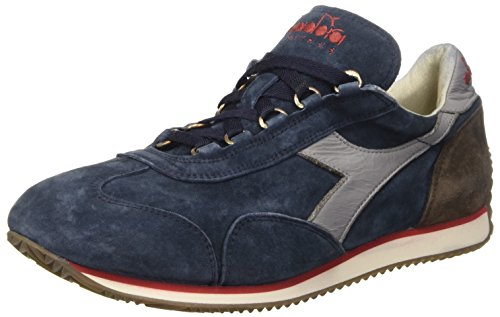 Diadora Equipe S. Sw, chaussure de sport mixte adulte Blu (Bl Nights/Frost Gry/Bossa Nova)
