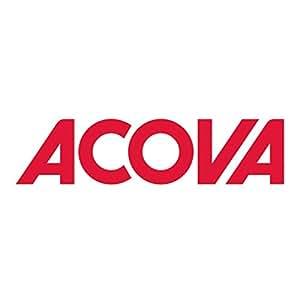 Radiateur ACOVA Cala +Air chromé élec - TLNO-IFS/Puiss Electrique : 500 W- H : 1 226 - L : 496/Blanc/TLNO050-050IFS