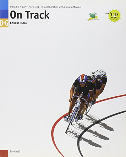 On track. Confezione Course Book D-G-Study Book D-G. Con 2 CD Audio. Per le Scuole superiori