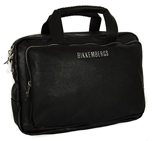 Dirk Bikkembergs Herren 7bdd66080a201 Taschenorganizer, Schwarz (0a2 Black), 11.5x28x40 cm