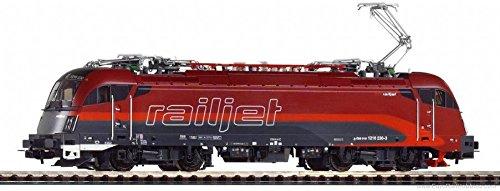 Preisvergleich Produktbild Piko 97739 Elektrolokomotive Taurus III Siemens ES64U4 Railjet