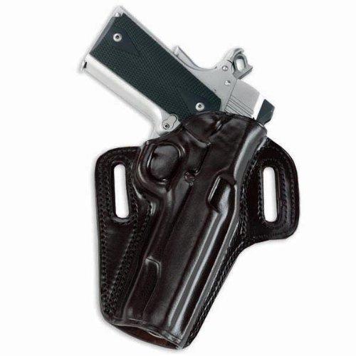 Galco Abdeckbare Gürtel Holster für 191112,7cm Colt, Kimber, Para, Springfield, unisex, schwarz