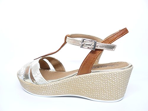 PITILLOS , chaussures femme Or