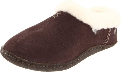Sorel Nakiska, Chaussons femme - Marron (248 Hawk), 37 EU (6 US)