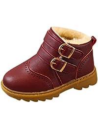 361a9acb0e295 Kukul CRL-19 Invierno Botas para Unisex-niño 2018 Zapatos para 1-6