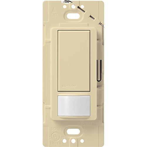 Lutron Master Schalter Mit Bewegungsmelder, MS-OPS2-IV, 0V Lutron-licht-schalter
